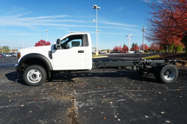 2019 F-550 Regular Cab DRW 4x4,  Cab Chassis #TX50129 - photo 3