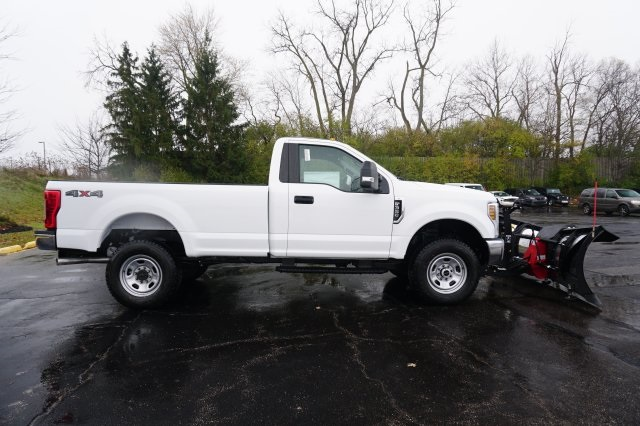 2019 F-350 Regular Cab 4x4,  BOSS Pickup #TX50192 - photo 10