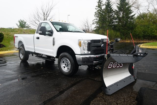 2019 F-350 Regular Cab 4x4,  BOSS Pickup #TX50192 - photo 11