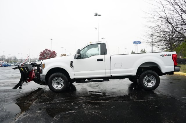 2019 F-350 Regular Cab 4x4,  BOSS Pickup #TX50192 - photo 3