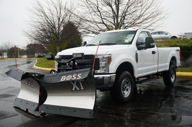 2019 F-350 Regular Cab 4x4,  BOSS Pickup #TX50192 - photo 4