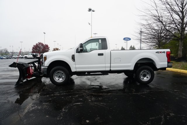 2019 F-350 Regular Cab 4x4,  BOSS Pickup #TX50192 - photo 5