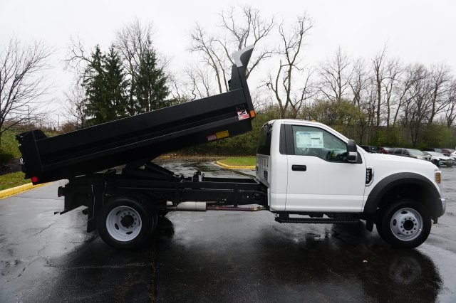 2019 F-450 Regular Cab DRW 4x2,  Monroe Dump Body #TX50194 - photo 6