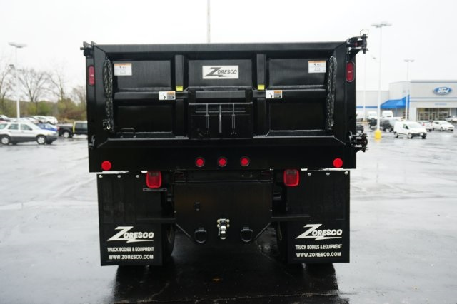 2019 F-750 Regular Cab DRW 4x2,  Rugby Dump Body #TX50195 - photo 5
