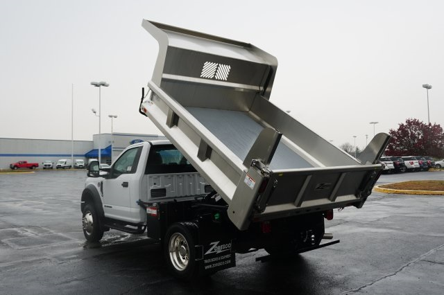 2019 F-550 Regular Cab DRW 4x4,  Rugby Dump Body #TX50201 - photo 15