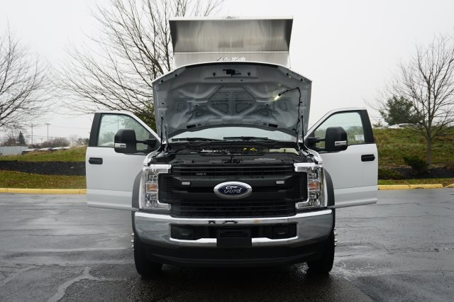 2019 F-550 Regular Cab DRW 4x4,  Rugby Dump Body #TX50201 - photo 19