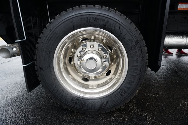 2019 F-550 Regular Cab DRW 4x4,  Rugby Dump Body #TX50201 - photo 9