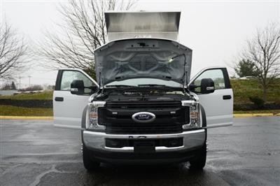 2019 F-550 Regular Cab DRW 4x4,  Rugby Eliminator LP Stainless Steel Dump Body #TX50201 - photo 19
