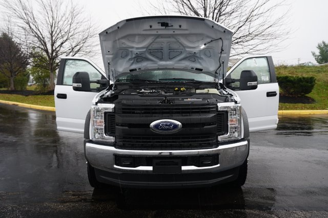 2019 F-550 Regular Cab DRW 4x4,  Rugby Dump Body #TX50202 - photo 11