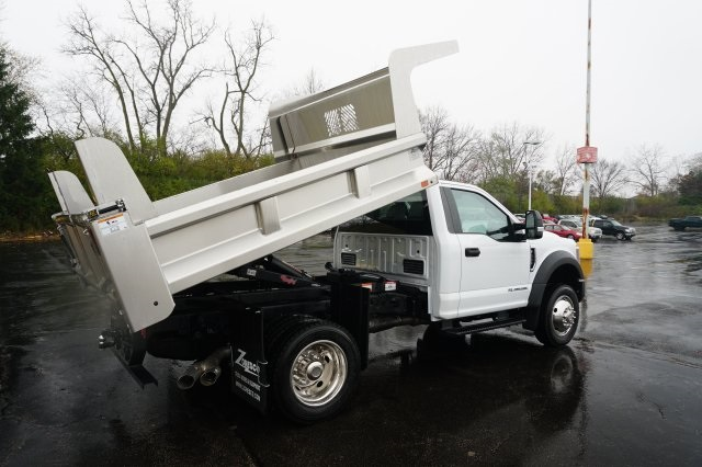 2019 F-550 Regular Cab DRW 4x4,  Rugby Dump Body #TX50202 - photo 16