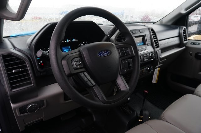 2019 F-550 Regular Cab DRW 4x4,  Rugby Dump Body #TX50202 - photo 18