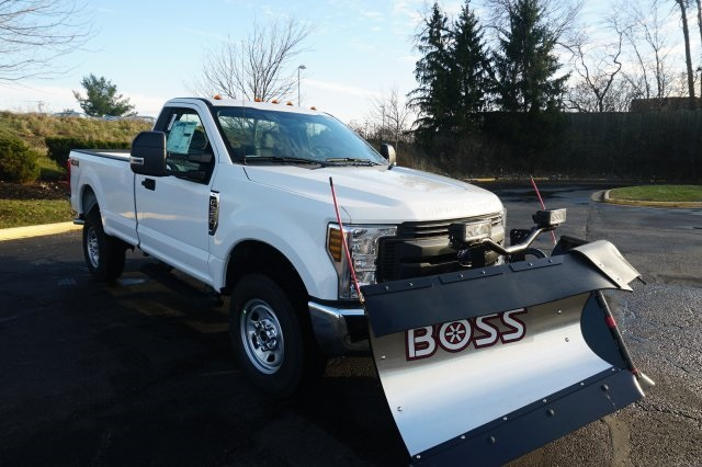 2019 F-350 Regular Cab 4x4,  BOSS Pickup #TX50220 - photo 8