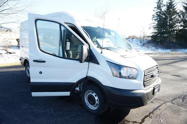 2019 Transit 250 Med Roof 4x2,  Empty Cargo Van #TX50223 - photo 11