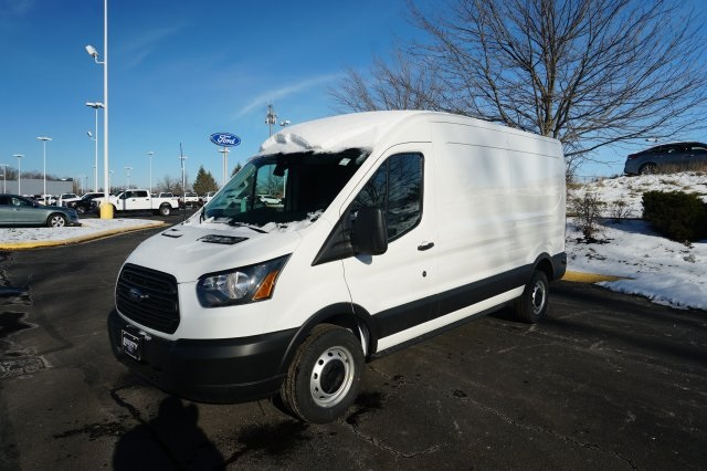 2019 Transit 250 Med Roof 4x2,  Empty Cargo Van #TX50223 - photo 3