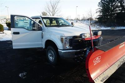 2019 F-250 Super Cab 4x4,  Western Snowplow Pickup #TX50225 - photo 8