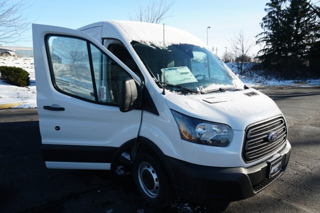 2019 Transit 250 Med Roof 4x2,  Empty Cargo Van #TX50228 - photo 10