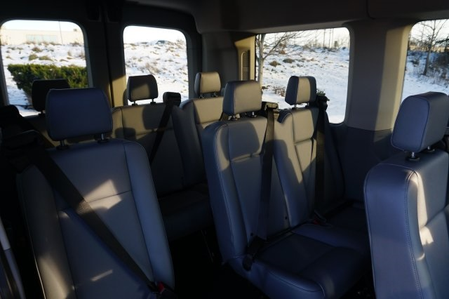 2019 Transit 150 Med Roof 4x2,  Passenger Wagon #TX50231 - photo 8
