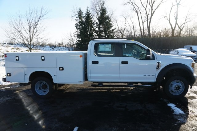 2019 F-550 Crew Cab DRW 4x4,  Knapheide Service Body #TX50245 - photo 10