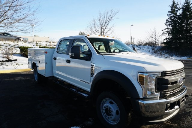 2019 F-550 Crew Cab DRW 4x4,  Knapheide Service Body #TX50245 - photo 11