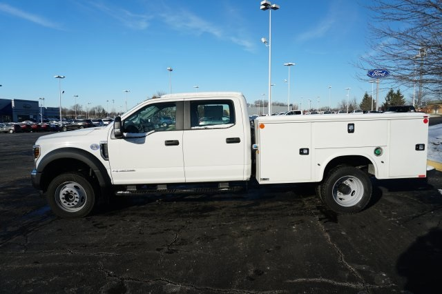 2019 F-550 Crew Cab DRW 4x4,  Knapheide Service Body #TX50245 - photo 3