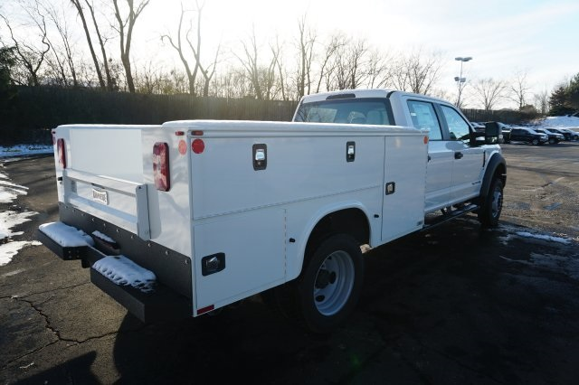 2019 F-550 Crew Cab DRW 4x4,  Knapheide Service Body #TX50245 - photo 8