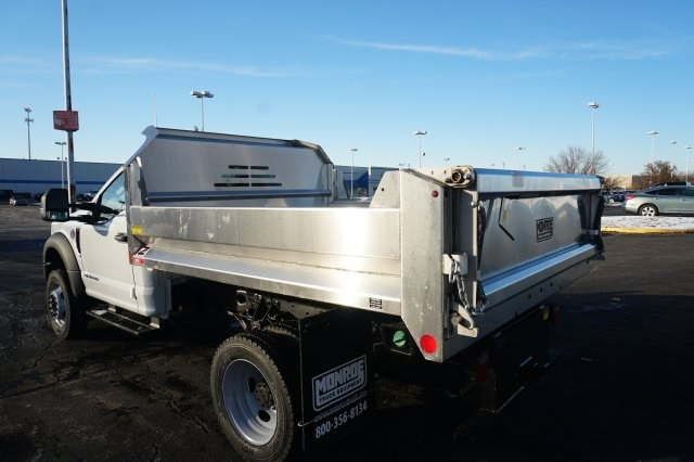 2019 F-550 Regular Cab DRW 4x4,  Monroe Dump Body #TX50246 - photo 2