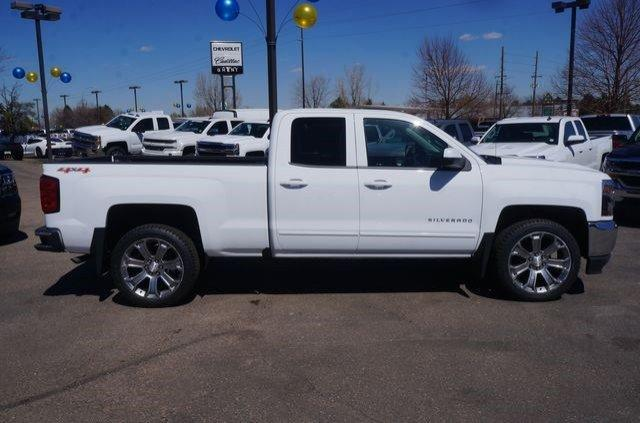 2017 Silverado 1500 Double Cab 4x4 Pickup #133264 - photo 3