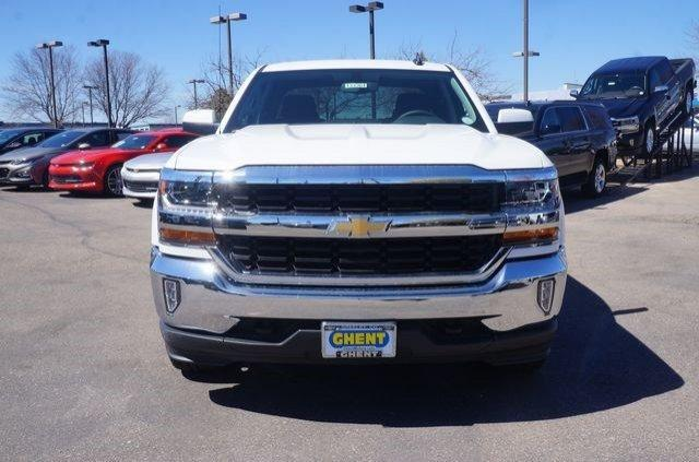 2017 Silverado 1500 Double Cab 4x4, Pickup #133264 - photo 5