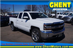 2017 Silverado 1500 Double Cab 4x4, Pickup #133264 - photo 1