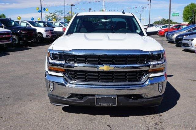 2017 Silverado 1500 Double Cab 4x4 Pickup #133293 - photo 5
