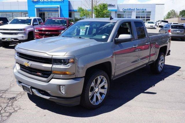 2017 Silverado 1500 Double Cab 4x4 Pickup #133294 - photo 4