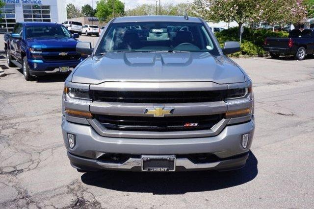 2017 Silverado 1500 Double Cab 4x4 Pickup #133294 - photo 5