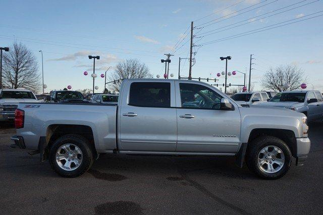 2017 Silverado 1500 Crew Cab 4x4 Pickup #133312 - photo 5