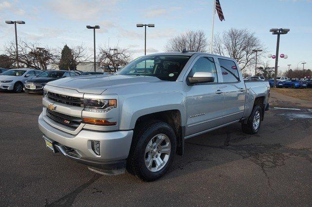 2017 Silverado 1500 Crew Cab 4x4 Pickup #133312 - photo 6