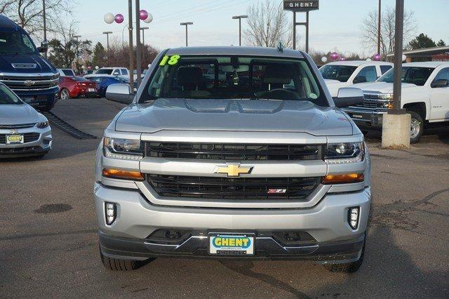 2017 Silverado 1500 Crew Cab 4x4 Pickup #133312 - photo 7
