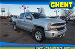 2017 Silverado 1500 Crew Cab 4x4 Pickup #133312 - photo 1