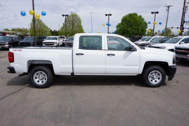2017 Silverado 1500 Crew Cab 4x4, Pickup #133326 - photo 3