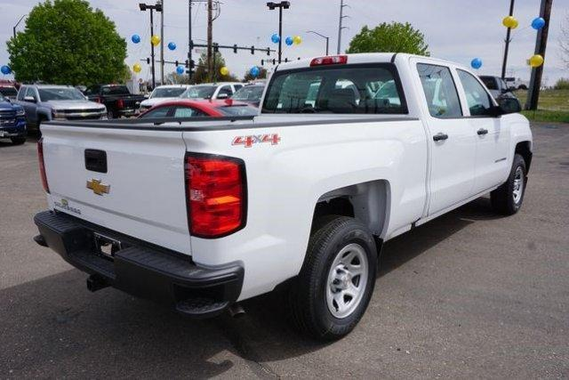2017 Silverado 1500 Crew Cab 4x4, Pickup #133326 - photo 2