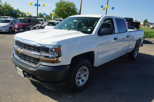 2017 Silverado 1500 Crew Cab 4x4, Pickup #133470 - photo 4