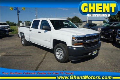 2017 Silverado 1500 Crew Cab 4x4 Pickup #133470 - photo 1