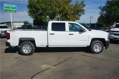 2017 Silverado 1500 Crew Cab 4x4 Pickup #133470 - photo 3