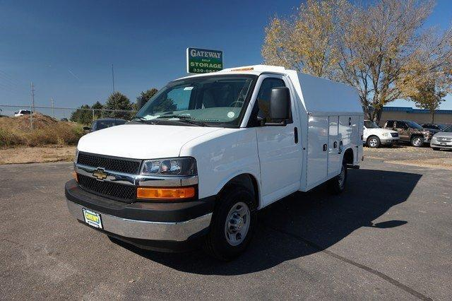 2017 Express 3500 Service Utility Van #133540 - photo 4