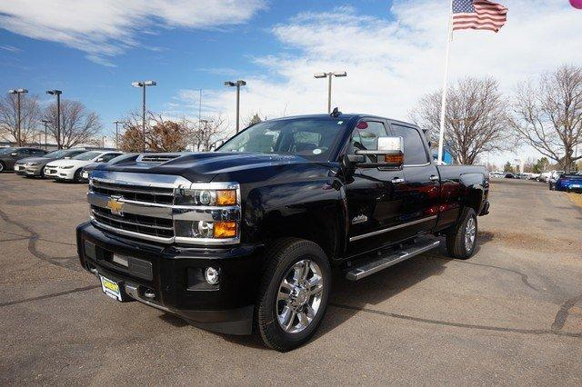 2018 Silverado 2500 Crew Cab 4x4, Pickup #133563 - photo 4