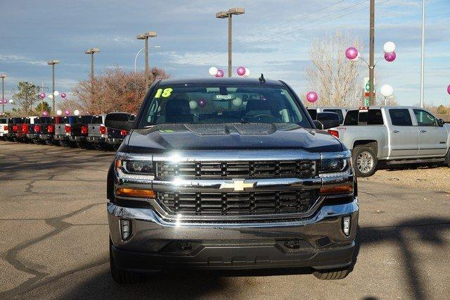 2018 Silverado 1500 Double Cab 4x4, Pickup #133581 - photo 5