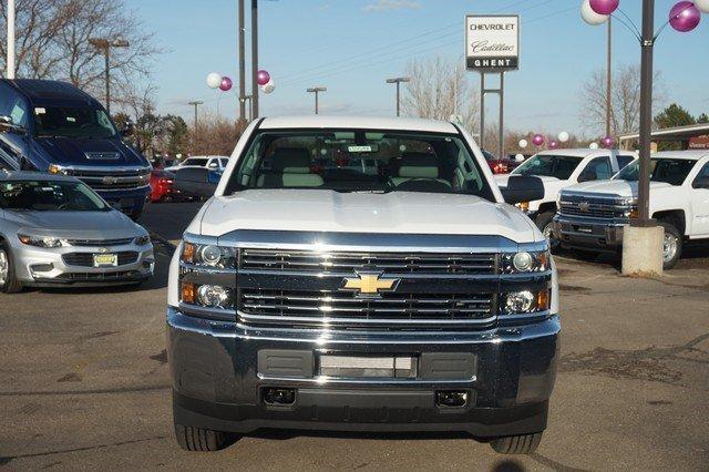 2018 Silverado 2500 Double Cab 4x4, Cab Chassis #133589 - photo 6