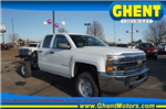 2018 Silverado 2500 Double Cab 4x4, Cab Chassis #133589 - photo 1