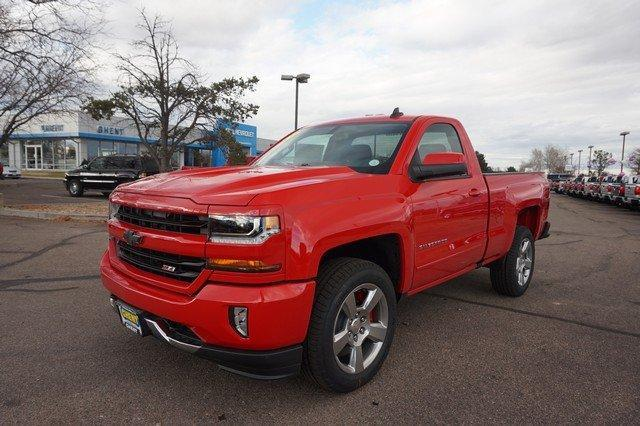 2018 Silverado 1500 Regular Cab 4x4, Pickup #133596 - photo 4