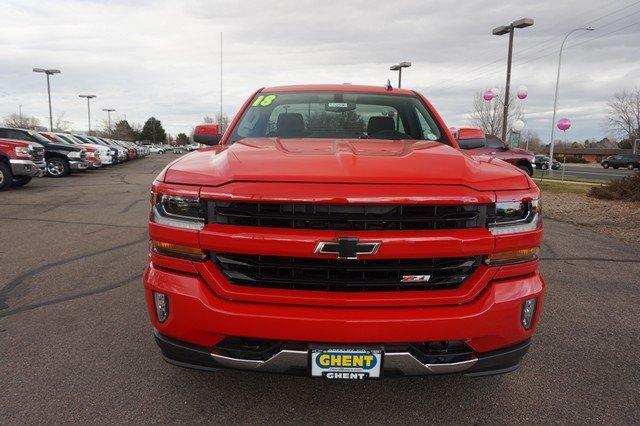 2018 Silverado 1500 Regular Cab 4x4, Pickup #133596 - photo 5