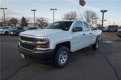 2018 Silverado 1500 Double Cab 4x4, Pickup #133600 - photo 4