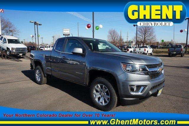 2018 Colorado Extended Cab 4x4 Pickup #133605 - photo 1